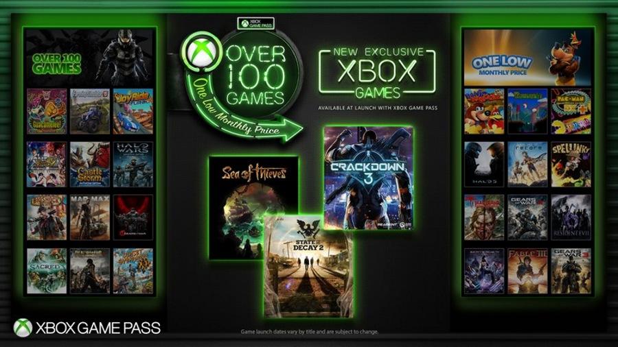 مایکروسافت با قابلیت Xbox Game Pass نقش نتفلیکس را برای بازی ها اجرا می کند