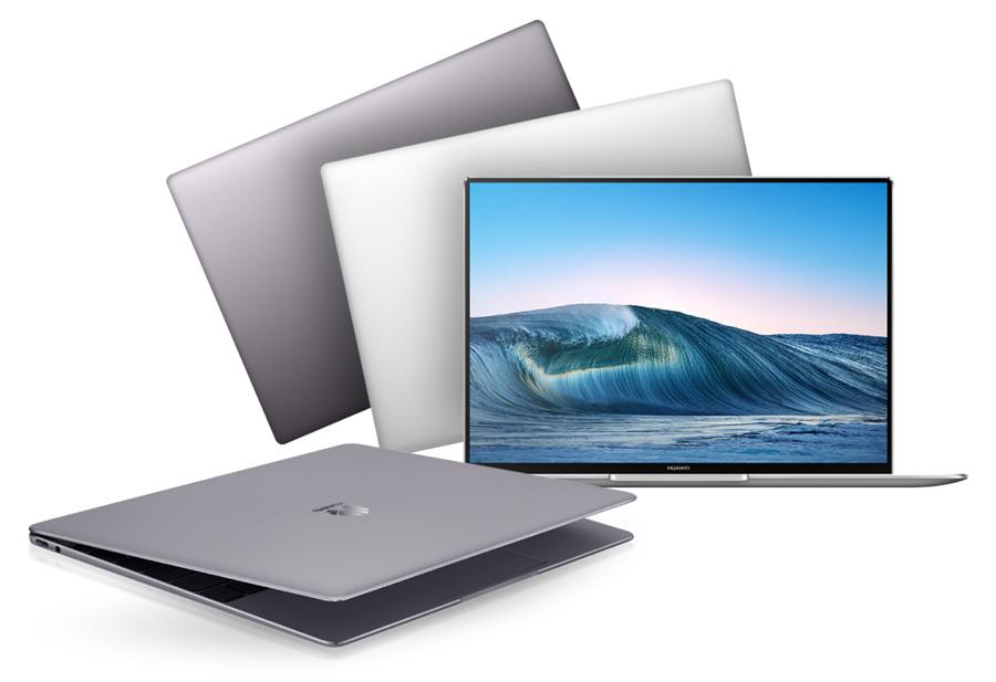 هواوی از لپ تاپ جدید خود با نام Matebook X Pro با ویندوز ۱۰ رونمایی کرد.