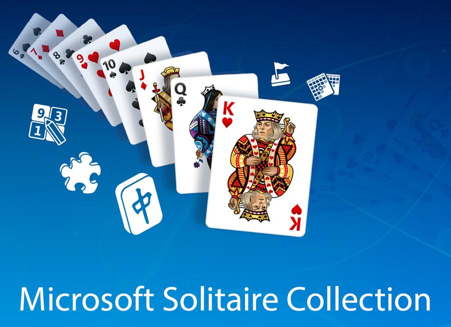 دانلود بازی محبوب و معروف Microsoft Solitaire Collection برای ویندوز ۱۰ موبایل و PC