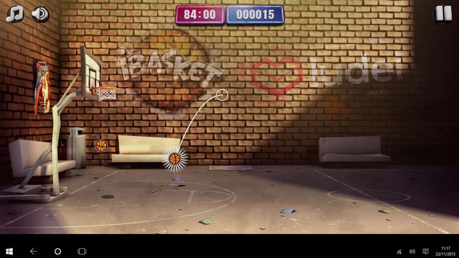 دانلود بازی رایگان iBasket برای ویندوز ۱۰ موبایل و کامپیوتر را از دست ندهید!