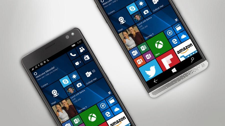 اضافه شدن دوباره API گوشی همراه به نسخه Windows 10 Redstone 5