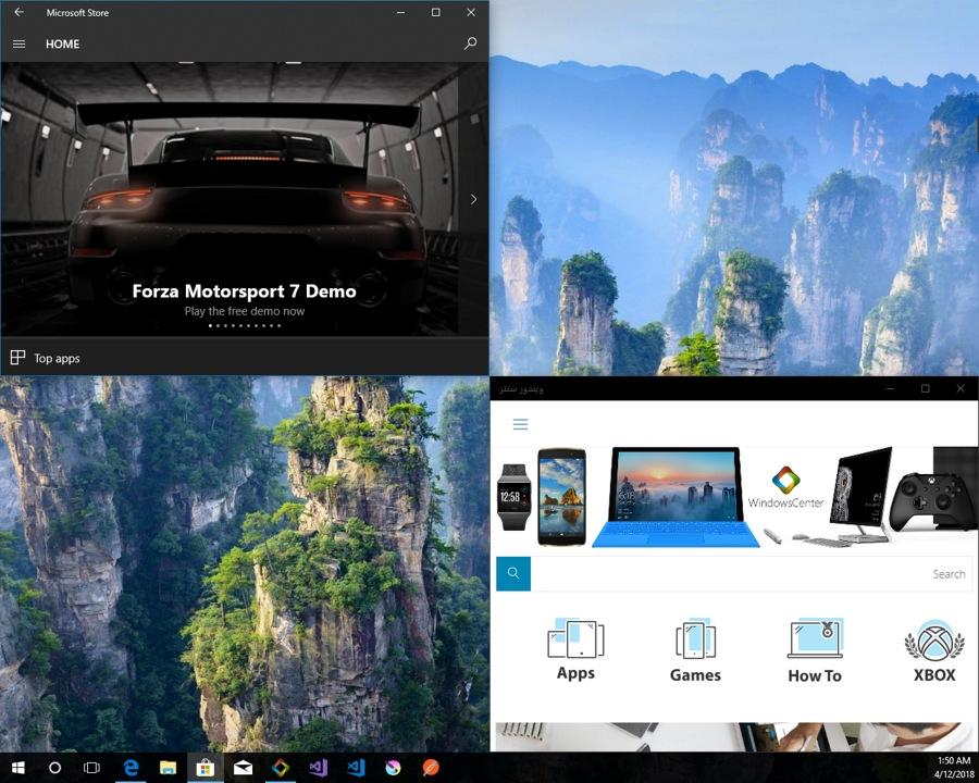 قابلیت Snap View در ویندوز ۱۰ چیست و چگونه از آن به بهترین نحو استفاده کنیم