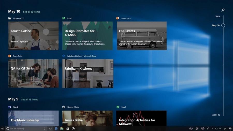 نسخه جدید ویندوز ۱۰ با نام April Update در تاریخ ۳۰ آوریل منتشر می شود.