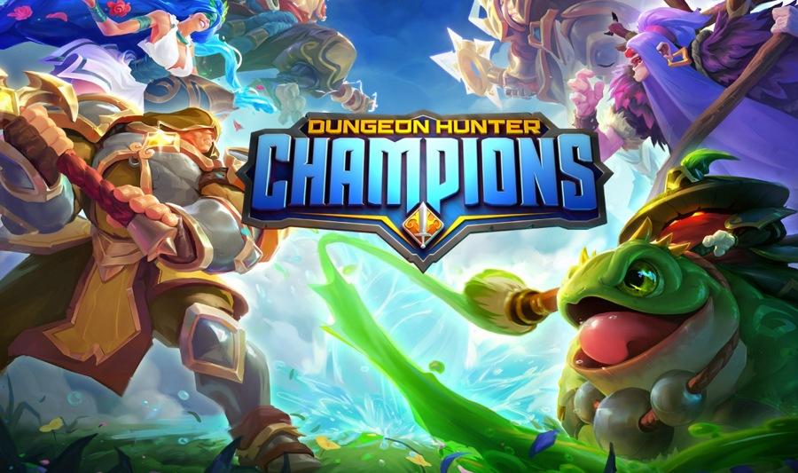دانلود بازی Dungeon Hunter Champions برای تبلت و کامپیوتر با ویندوز ۱۰