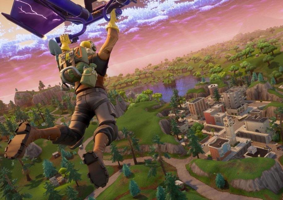 بازی Fortnite از cross-play بین XBOX ONE و Nintendo پشتیبانی می کند!