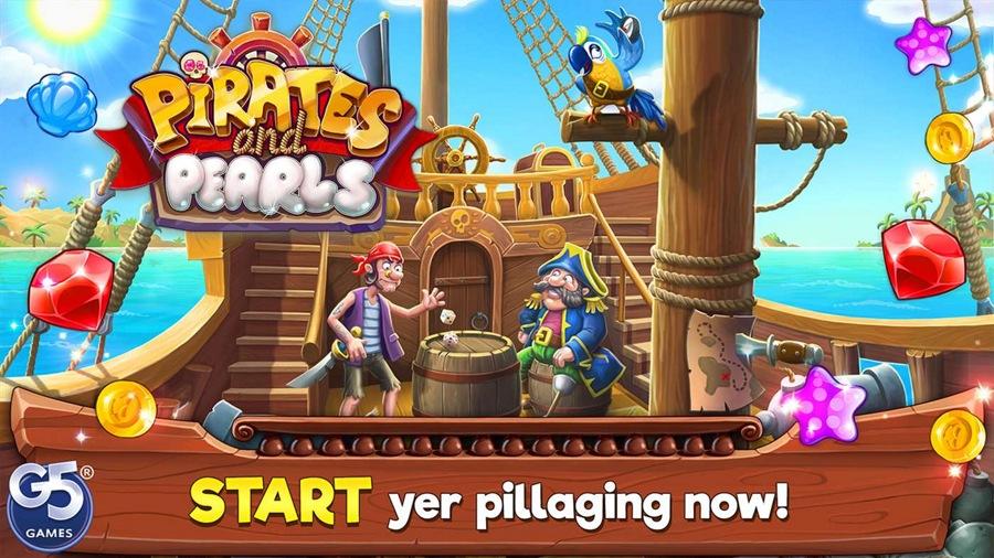 بازی جذاب Pirates & Pearls را برای ویندوز ۱۰ تبلت و کامپیوتر از دست ندهید.