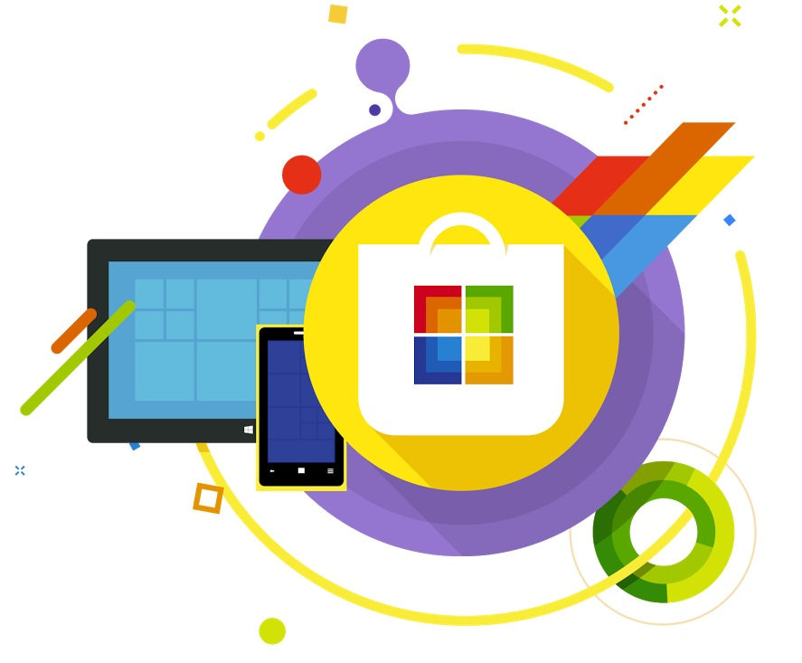 اپلیکیشن Microsoft Store با تغییر در رابط کاربری برای ویندوز ۱۰ بروزرسانی شد.