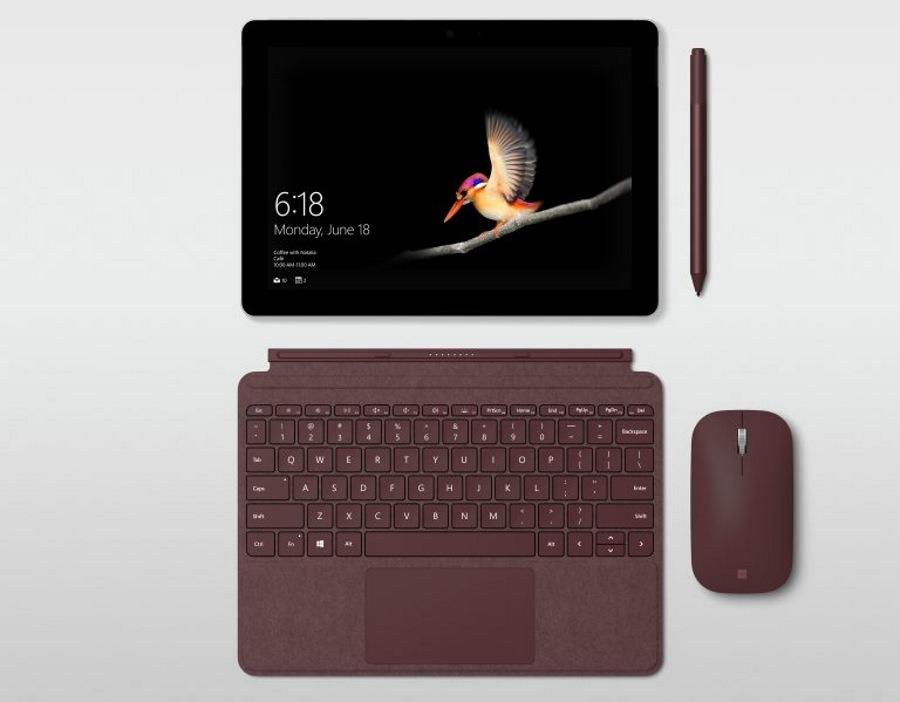 مایکروسافت از سرفیس جدیدی با نام Surface Go با قیمتی بی نظیر رونمایی کرد.