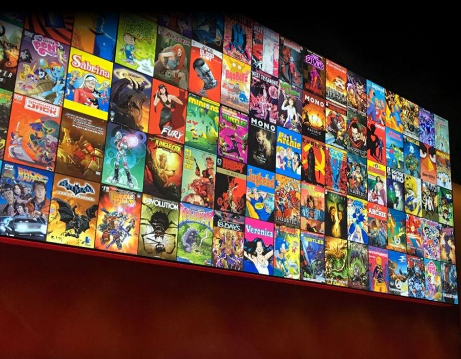 دانلود نسخه یونیورسال اپلیکیشن کتاب های مصور Madefire برای ویندوز ۱۰