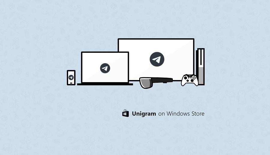 یونیگرام ۴٫۰ برای ویندوز ۱۰ منتشر شد.