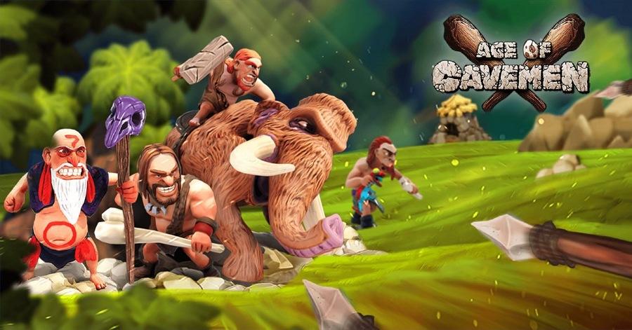 دانلود بازی Age Of Cavemen را که به صورت UWP منتشر شده از دست ندهید