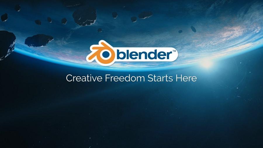 اپلیکیشن طراحی ۳D محبوب Blender وارد استور مایکروسافت شده است.