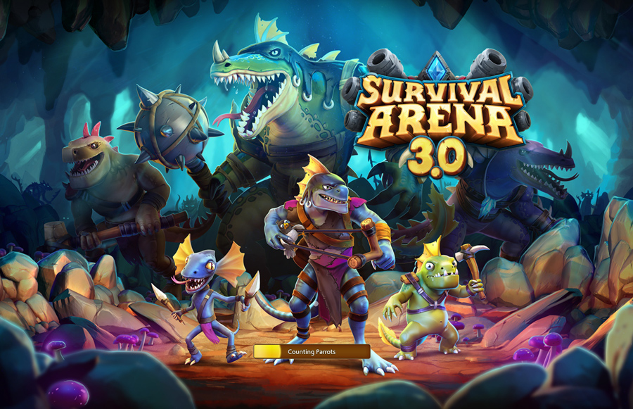 Survival Arena 3.0 را برای ویندوز ۱۰ تبلت و کامپیوتر خود همینک دانلود کنید.
