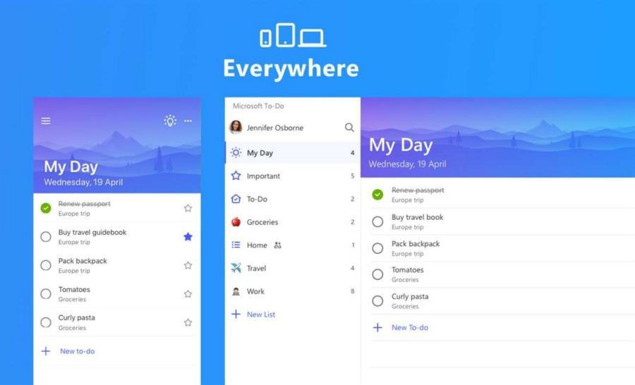 نسخه جدید مایکروسافت تودو (Microsoft To-Do) با قابلیت جدید منتشر شد.
