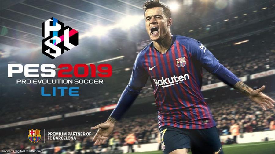 بازی PES 2019 Lite به صورت رایگان برای ویندوز ۱۰ و ایکس باکس وان منتشر شد.