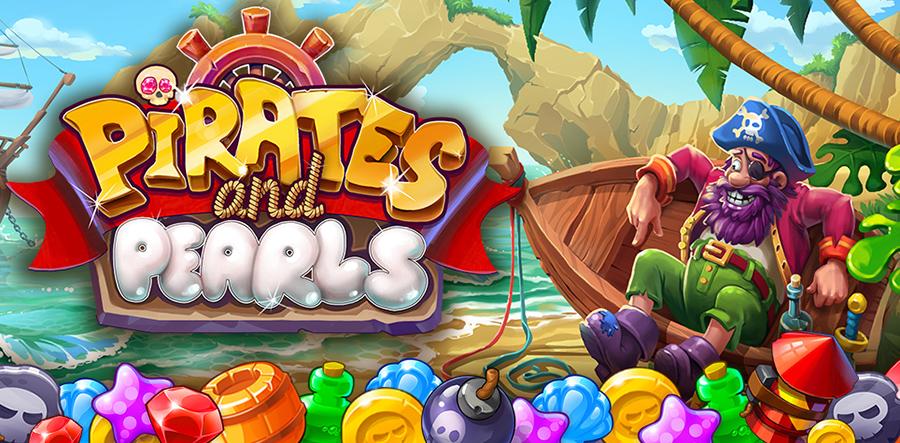 بازی Pirates & Pearls: A Treasure Matching Puzzle را از دست ندهید.