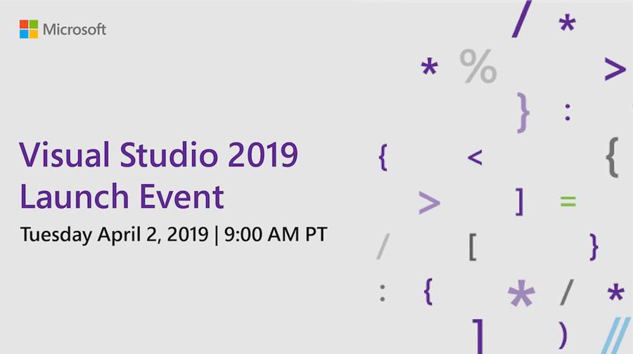 Visual Studio 2019 در تاریخ ۲ آوریل ۲۰۱۹ منتشر می شود