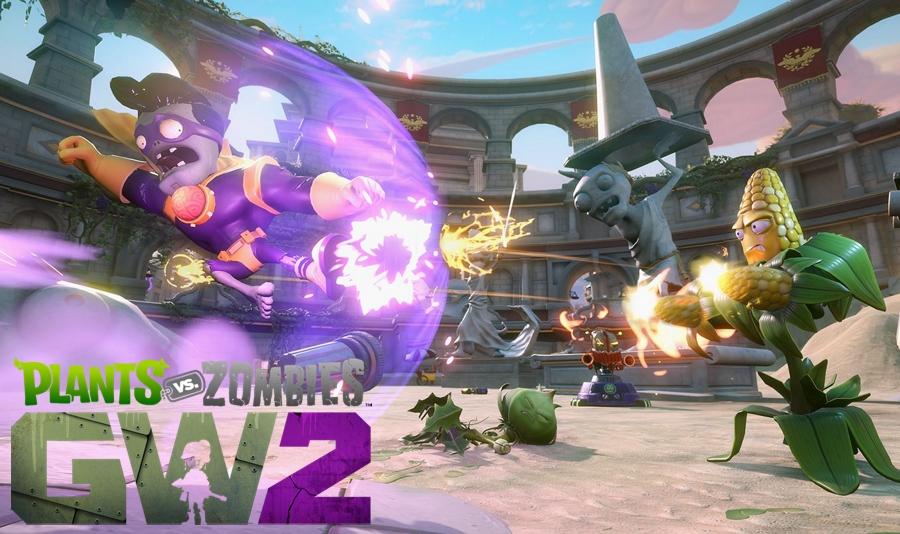 بازی Plants vs. Zombies™ Garden Warfare 2 رایگان برای اعضای GOLD