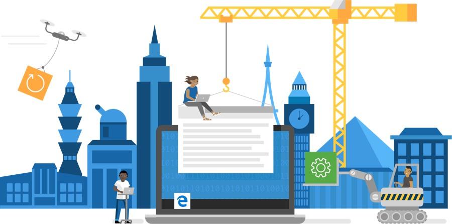 رونمایی از قابلیت های جدید نسخه جدید مرورگر Edge مایکروسافت در بیلد ۲۰۱۹