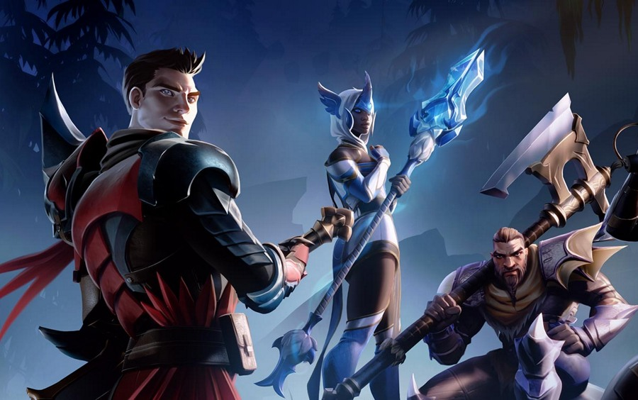 Dauntless اولین بازی Cross-Play بین ویندوز ۱۰، ایکس باکس وان و پلی استیشن