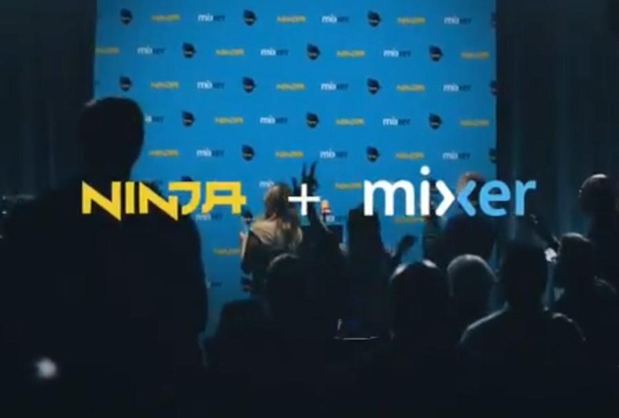 Ninja معروف ترین استریمر جهان به بهترین پلفترم استریم جهان Mixer مهاجرت کرد.