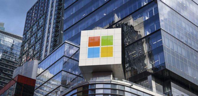 رشد ۲۱ درصدی مایکروسافت MSFT افزایش درآمد و سود در دوره مشابه سالانه!