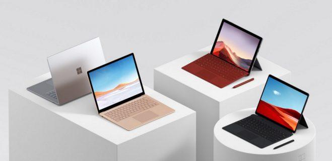 کنفرانس بزرگ سرفیس مایکروسافت با کوله باری از محصولات مدرن همراه بود.