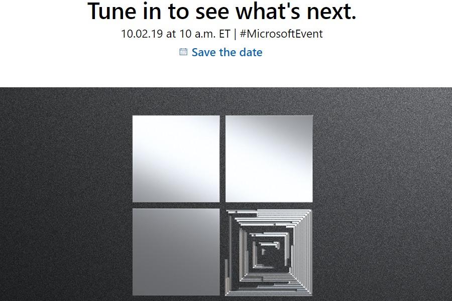 پخش زنده Surface Event امروز یعنی ۱۰ مهر ۱۳۹۸ ساعت ۱۷:۳۰ در ویندوز سنتر