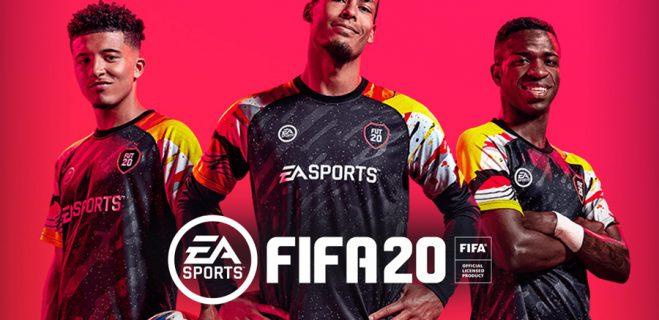 خرید فیفا ۲۰ (FIFA 20) را با آفر قیمت فوق العاده Black Friday از دست ندهید!