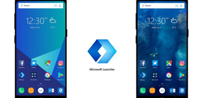 Microsoft Launcher اولین برنامه الزامی برای هر گوشی با سیستم عامل اندروید.