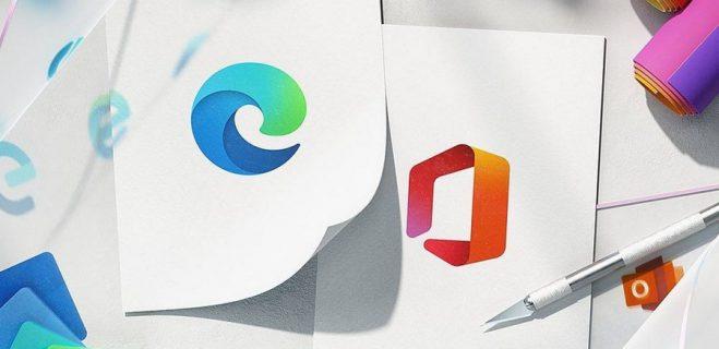نسخه جدید اپلیکیشن آفیس در استور مایکروسافت با لوگوی جدید منتشر شد.