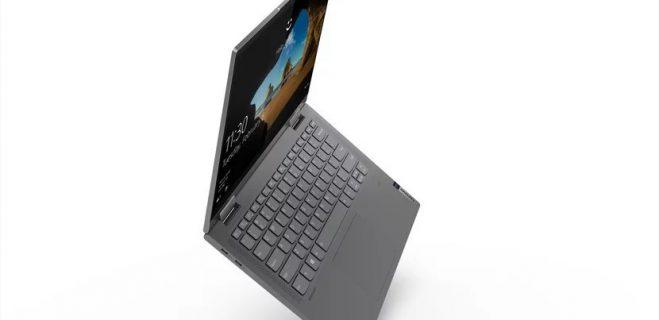 رونمایی لنوو از Lenovo Yoga 5G اولین کامپیوتر ۵G جهان