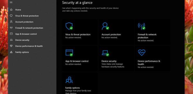 مقاومت Microsoft Defender ATP  در برابر حملات سخت افزاری و در سطح firmware