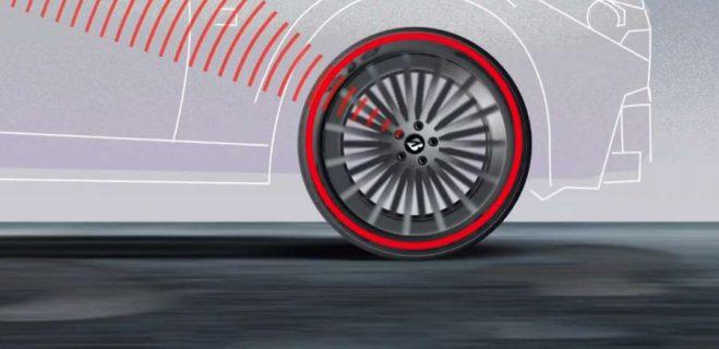 تکنولوژی Microsoft و Bridgestone در اعلام وضعیت زنده تایر خودرو