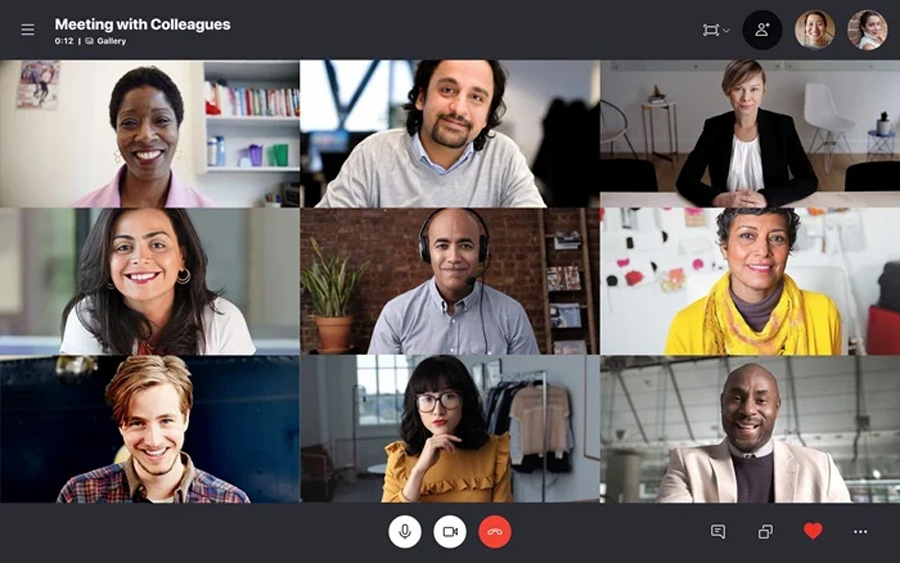 Skype New