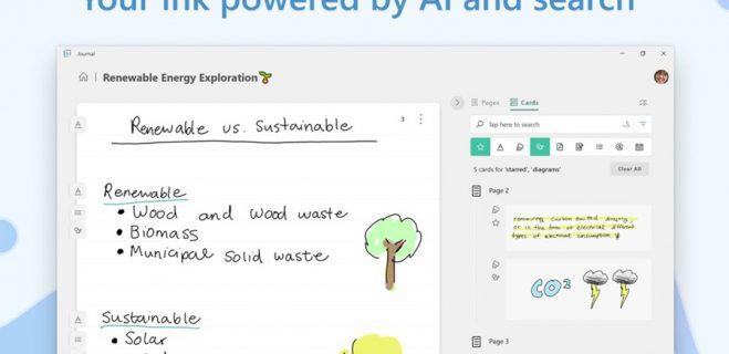 دانلود اپلیکیشن Journal برای عاشقان نوشتن با قلم دیجیتال با کمک هوش مصنوعی