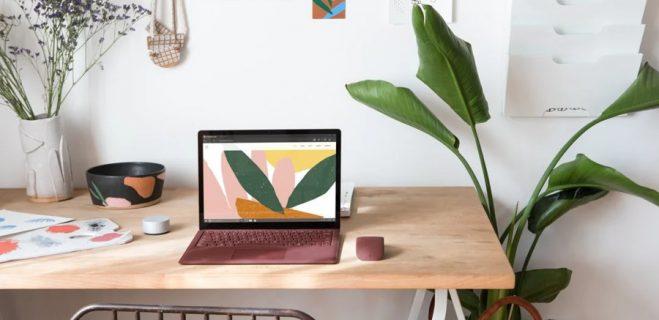 اطلاعاتی در مورد نسخه جدید سرفیس لپ تاپ 4 با پردازنده بسیار قدرتمند