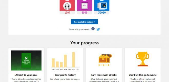 Microsoft Rewards راهی ساده برای کسب درآمد و خرید از استور مایکروسافت!