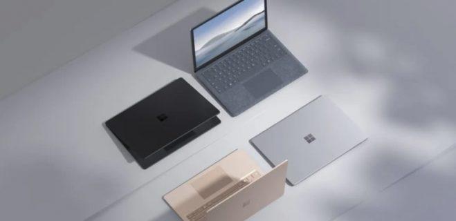 مایکروسافت سرفیس لپ تاپ 4 نهایت زیبایی و کارایی در سال 2021